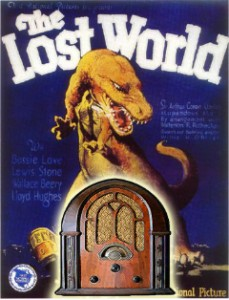 1925's The Lost World, WRW style