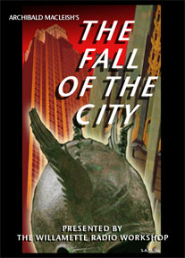 Fall of the City DVD cover