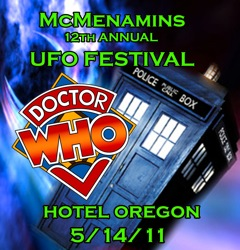Doctor Who at the UFO Festival