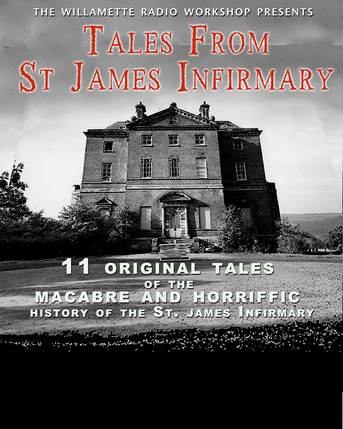 St. James Infirmary, October 2012