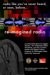 Re-Imagined Radio Show Poster No Date copy